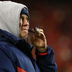 Bill Belichick shoots down questions about Patriots-Chiefs laser incident