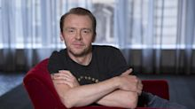 Simon Pegg: How He Became the Patron Saint of Geekdom