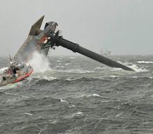 11 still missing in Louisiana capsizing as Coast Guard declares 'major marine casualty'