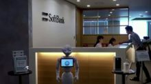 SoftBank profit all but wiped out by Vision Fund losses