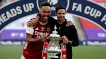 """Arsenal - Arteta : """"Construire autour d'Aubameyang"""""""