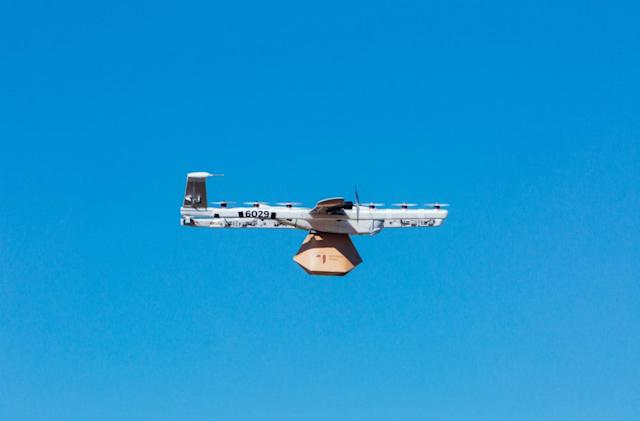 Wing receives the first FAA certification for drone deliveries