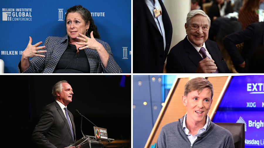 121 millionaires and billionaires ask to be taxed more
