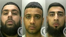 Trio jailed for 43 years after vicious machete attack in broad daylight