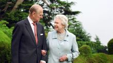 Why was the Queen's husband Philip a prince and not a king?