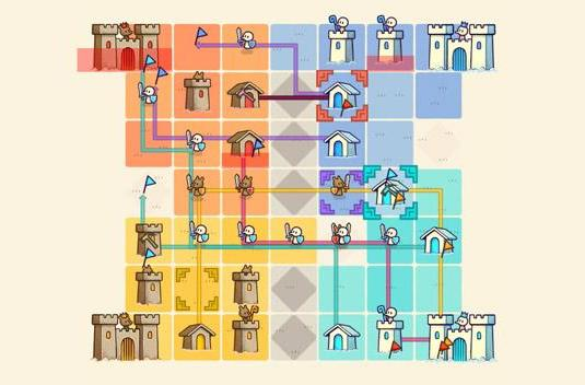 Threes creator launching Close Castles for consoles next year