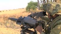 Israeli troops deploy near Gaza as ceasefire deadline looms