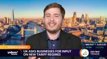 UK asks businesses for input on new tariff regimes
