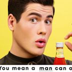 Artist reverses gender roles in '50s ads to 'give men a taste of their own sexist poison'