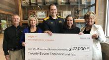 Voya Honors New London, Minnesota, Teachers with First-Place Unsung Heroes Program Award
