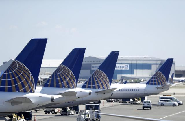 Newark Airport temporarily halted flights after drone sightings