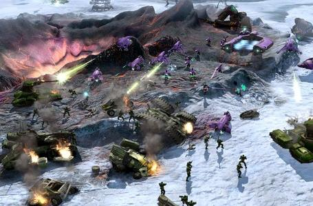 Halo Wars sells a million, Ensemble still disbanded