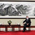 In 'frank' talks, China accuses U.S. of creating 'imaginary enemy'