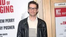 'Glee' star Matthew Morrison welcomes 1st child, Revel James Makai