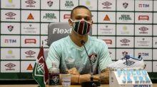 'Pé quente', Calegari quer manter boa sequência no Fluminense e relembra vitórias em cima do Vasco