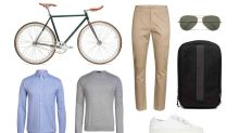 3 Bike-Friendly Commuter Outfits You Won't Have to Change at Work