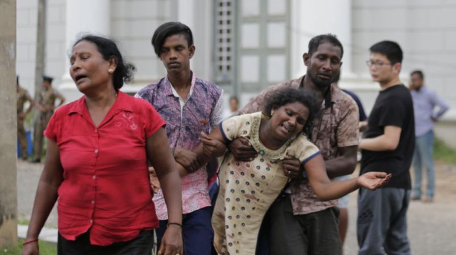 7 arrested after blasts kill at least 207 in Sri Lanka