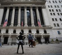 Wall Street skids on inflation fears; USD, bond yields jump
