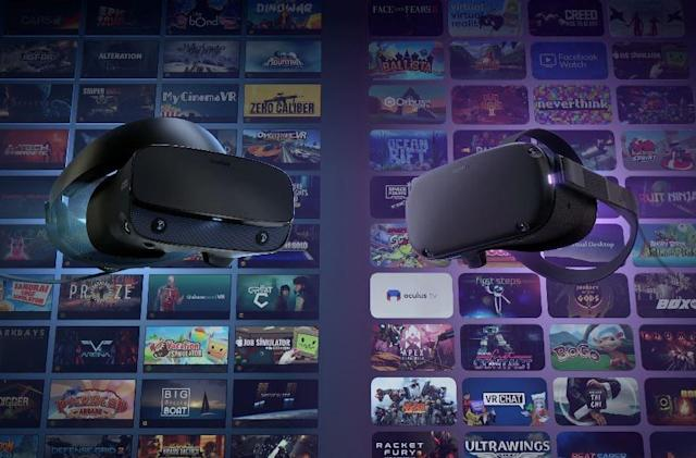 Oculus' new Link software brings Rift content to Quest headsets