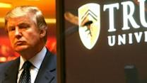 Suit Filed Against Trump University For Fraud