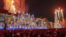 日本直擊!USJ聖誕慶典三大重點 世界級光雕投影 +Minions黃色派對+魔法城堡