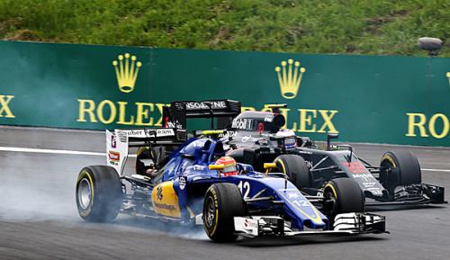 Formel 1: Sauber ab 2018 mit Honda-Antrieb