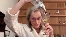 Como Meryl Streep se tornou o melhor meme da quarentena