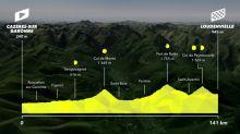 Cyclisme - Tour de France : Le profil de la 8e étape