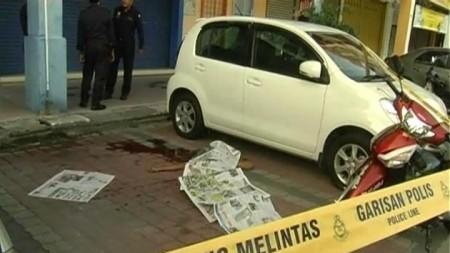BODY OF INDONESIAN WOMAN FOUND AT BOTTOM OF FLATS