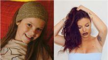 La cantante María Isabel ha crecido y está irreconocible