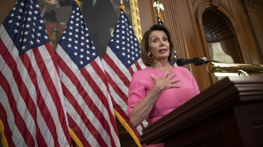 Band of Democrats ramp up effort to sideline Pelosi
