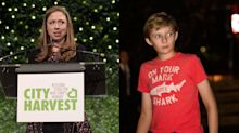 Chelsea Clinton defends Barron Trump after website slams his clothes