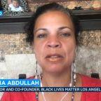 Black Lives Matter LA chapter discusses  changes needed after George Floyd's death