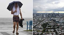 Weekend weather: Rain, storms and falling temperatures set for five capital cities