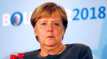 Merkel - No German arms exports to Saudi until killing cleared up