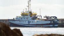 Llevan el buque Ángeles Alvariño a 20 kilómetros en busca del cuerpo de Gimeno