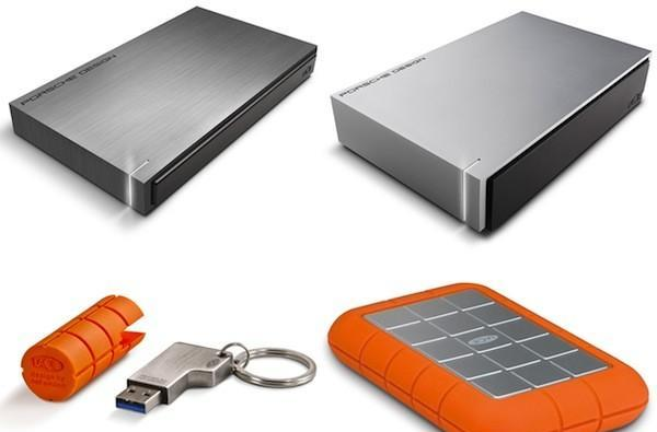 LaCie reveals new Mac-friendly USB 3.0 external drives