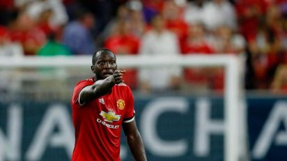 Manchester United's Romelu Lukaku targeting further improvement against Real Madrid
