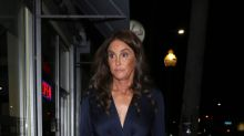 Is Caitlyn Jenner Wearing The Duchess Of Cambridge's Engagement Photo Dress?