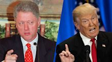 Trump should follow the Bill Clinton scandal playbook