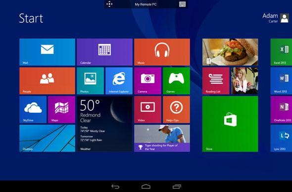 Microsoft's Remote Desktop app for Android, iOS and OS X nets 1 million downloads