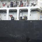 US Navy: Mine in tanker attack bears Iran hallmarks