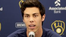 Brewers' Yelich knows he had fortunate timing on new deal