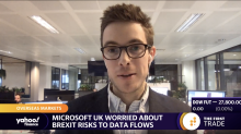 Microsoft UK worried about Brexit risks to data flows