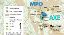 Kodiak Expands MPD Project Through Acquisition of Axe Copper-Gold Property