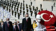 Greece, Turkey spar again after NATO mediation move