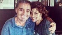 'Meu peito dói de tantas saudades', diz Rose Miriam em mensagem sobre Gugu Liberato