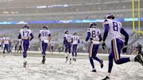 Will playing outdoors hurt the Minnesota Vikings?