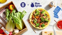 Here's the Skinny on Blue Apron's Weight Watchers Deal
