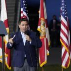 Florida man charged with changing governor's voting address